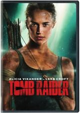 Tomb Raider [New DVD] Ac-3/Dolby Digital, Dolby, Digital Theater Syste