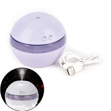 Air Aroma Oil Diffuser LED Ultrasonic Electric Aromatherapy Humidifier M&C