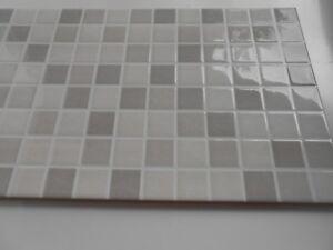 Mosaico,rivestimento cucina,bagno,cm.20x50 Cambridge Perla+grey PREZZO A SCATOLA