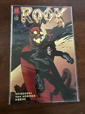 The Rook Issue #2 Harris Comics June 1995 Comic Book FREE bag/board Unread NEW