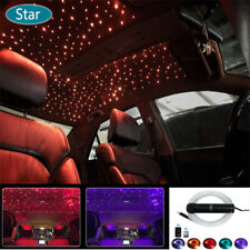 Car Headliner Star Light kit Roof Star Lights Fiber Optic Bluetooth APP Control