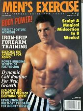 Men's Exercise magazine - October 1996