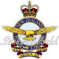 Royal NEUSEELAND Luftwaffe RNZAF WWII Abzeichen Vinyl Sticker Aufkleber