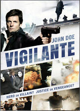 JOHN DOE VIGILANTE The MOVIE on a DVD of CRIMINAL JUSTICE Legal SYSTEM for CRIME
