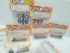 Vintage Yokomo YS-4L-2 YS-4S-2 MX4 Front & Rear Shocks 10 Scale 4wd RC Lot MX-4