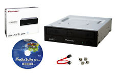 Pioneer BDR-2212 Internal 16x Blu-ray Writer + Cyberlink S/W, SATA Cable+Screw