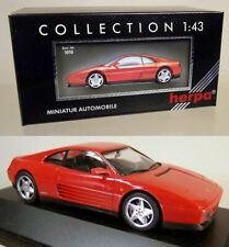 AT544   Herpa 1:43 1010 - Ferrari 348 TB *NEU*