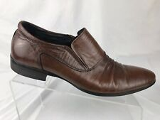 DaVinchi Mens Dress Shoe Metro Exclusive Collection Size 41 Size 8