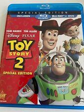 Toy Story 2 Special Edition Blu-Ray 1999 Woody / Buzz Lightyear Comedy Animation