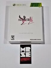 Final Fantasy XIII-2 Collector's Edition (Xbox 360, 2012) New Sealed