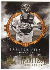 2017 Panini Diamond Kings Heritage Collection #6 Carlton Fisk White Sox