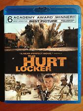 The Hurt Locker (Blu-ray Disc, 2010, Canadian) 6 Academy Award Winner -AAA001