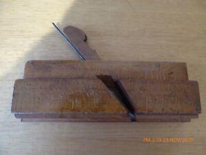 ANTIQUE ALEX MATHIESON GLASGOW SARACEN '20' MOULDING BEADING HAND PLANE WOODWORK