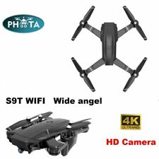 2019 FPV RC Drone 4K Camera Selfie Foldable Wifi Helicopter 15mins Long Distance
