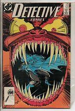 DC Comics Batman In Detective #593 December 1988 NM-