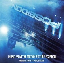 Poseidon [Music from the Motion Picture] by Klaus Badelt CD, May-2006, A&M New