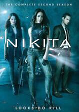 Nikita: The Complete Second Season DVD, Xander Berkeley, Melinda Clarke, Aaron S