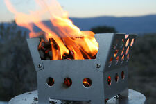 New listing New Cube Stove w/ 3 Month Fuel Supply by QuickStove - Perfect for Camping