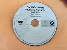 2004 - 2009 BMW 3 5 6 X Series Navigation DVD 65 90 2 147 677 VERSION 2009.1 OEM