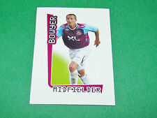N°590 BOWYER WEST HAM UNITED MERLIN PREMIER LEAGUE FOOTBALL 2007-2008 PANINI