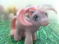 My Little Pony G1 Baby Ember Lavender Vintage Toy Hasbro 1986 Collectibles MLP A