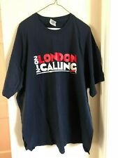 Men's 2012 London Calling Rowing T-Shirt Size 2XL