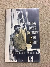 LONG DAY'S JOURNEY INTO NIGHT by Eugene O'Neill — 1956, SC / Paperback--75a