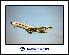 Eastern Airlines Boeing 727 11x14 Photo (I217LAJF11X14)