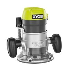 RYOBI 8.5-Amp 1.5 Hp 25,000 RPM CORDED FIXED BASE ROUTER - R163GK