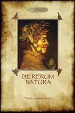 de Rerum Natura - On the Nature of Things (Aziloth Books) (Paperback or Softback