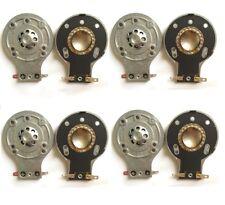 8pcs Replacement Diaphragm Fits For JBL2412 2412H-1 JRX & SF Models w/Metal ASSY