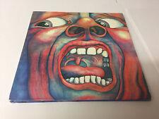 In the Court of Crimson King CD MINT/NMINT LP REPLICA CD LTD