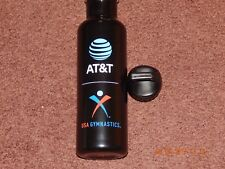 USA GYMNASTICS AT&T PHONE CELL H2GO BOLT STAINLESS STEEL BOTTLE BPA FREE 710ML