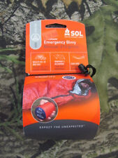 "SOL ABRI SHELTER Emergency Bivvy Bivouac 84x36"""