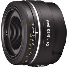 Sony single focus lens Dt 50 mm F 1.8 Sam Aps-C compatible from japan