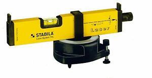 STABILA Laser Wasserwaage Type 70L Laserwaage Laserwasserwaage