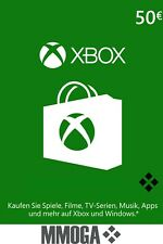 Xbox Live 50 Euro Guthaben Online Code Microsoft Xbox 360 & One 50€ Key [EU]*