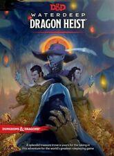 D& D Waterdeep Dragon Heist HC by Wizards RPG Team 9780786966257 (hardback 2