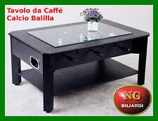 Tavolo da caffè - Calcio Balilla - CALCETTO  - BILIARDINO - NUOVO - ROBUSTO