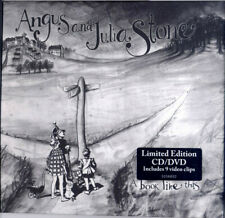 22 Track CD & DVD ANGUS & JULIA STONE A BOOK LIKE THIS