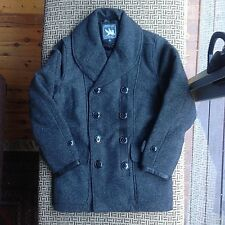 SPIEWAK AND SONS MENS WOOL MIX COAT SIZE M EXCELLENT CONDITION
