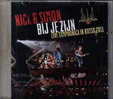 Nick&Simon-Bij Je Zijn Promo cd single