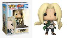 Naruto Anime Lady Tsunade Figure Vinyl Pop! Anime Toy #730 Funko Mib New