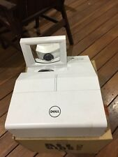 DELL S500Wi WXGA Ultra Short Throw DLP Projector:3200 ANSI LUMENS:Bright Showing