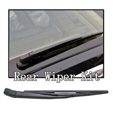 "XUKEY Rear Windshield Wiper Arm Blade Set For Suzuki Liana Nissan Tiida 03- 12"""