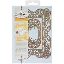"""Spellbinders Nestabilities 5""""X7"""" Card Creator Dies Mystical Embra 879216022065"""