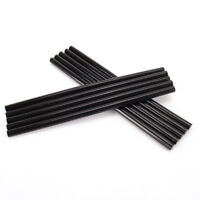 2~10X Black Hot Melt Glue Sticks 270 X 11Mm Adhesive Craft Heating Glue Gun Gy