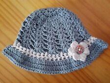 Baby sun hat handmade crochet