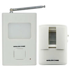 Wireless Door Bell Alarm PIR Motion Sensor Chime With Dog Barking sound