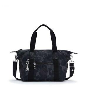 Kipling ART MINI Mysterious Grid handbag BNWT RRP £77, NOW £69!